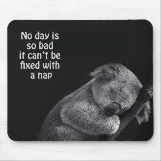 mousepad del oso de koala