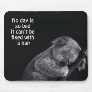 mousepad del oso de koala alfombrilla de ratón