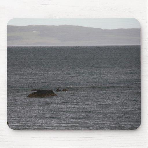 mousepad del paisaje marino tapete de ratón