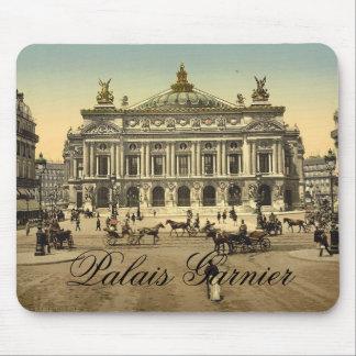 Mousepad del Palais Garnier Tapete De Ratón