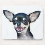 Mousepad del perro de la chihuahua tapete de ratones