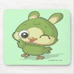 Mousepad del personaje de dibujos animados de Buni Tapete De Raton