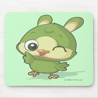 Mousepad del personaje de dibujos animados de Buni