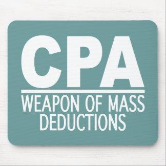 Mousepad del personalizado de CPA