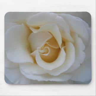 Mousepad del rosa blanco alfombrilla de ratones