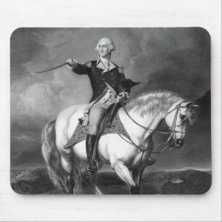 Mousepad del saludo de George Washington