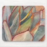 Mousepad del shawii del agavo tapetes de ratón