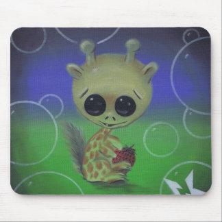 mousepad del squiraffe