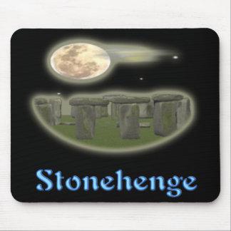 mousepad del stonehenge alfombrilla de ratones