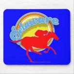 Mousepad del swoopRace de Delaware Alfombrilla De Ratón