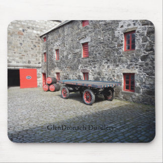Mousepad - destilería de GlenDronach