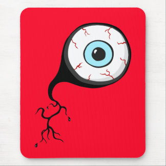 Mousepad divertido del dibujo animado de la bola d