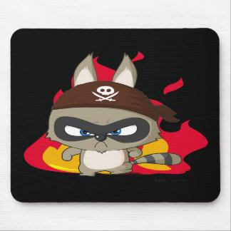Mousepad divertido del dibujo animado del animado