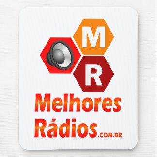 Mousepad do portal Melhores Rádios