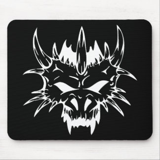 Mousepad - Dragon Skull