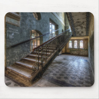 Mousepad draws to Place stairs
