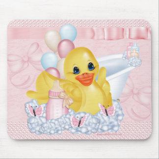 Mousepad Ducky de goma