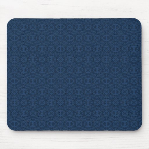 Mousepad dulce y delicado, azul real alfombrilla de ratón