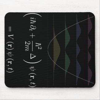 mousepad, ecuación de Schrodinger, potencial armón Alfombrilla De Raton