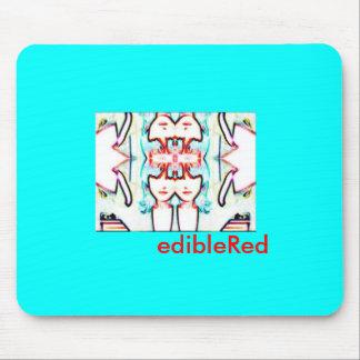 mousepad edibleRed de la edición limitada