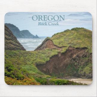 Mousepad: Eroded Hill On Oregon Coast Mouse Pad
