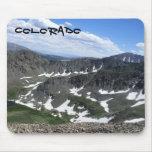 Mousepad escénico de Colorado Tapete De Ratón