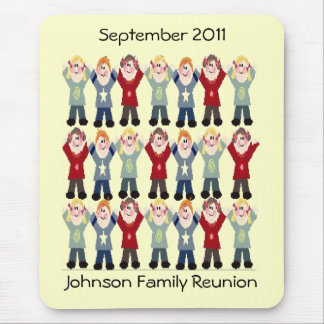 Mousepad - Family Reunion