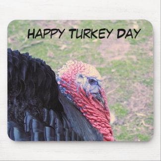 Mousepad feliz del día de Turquía