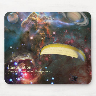 Mousepad: Flight Of Fancy Mouse Pad