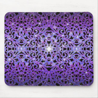 Mousepad Floral abstract background