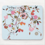 Mousepad floral alfombrilla de ratones