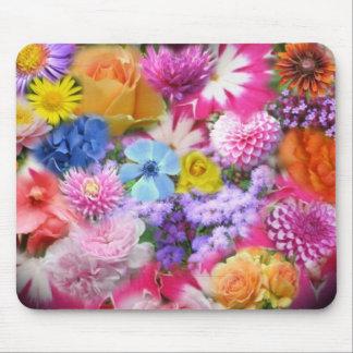 Mousepad floral alfombrillas de ratones
