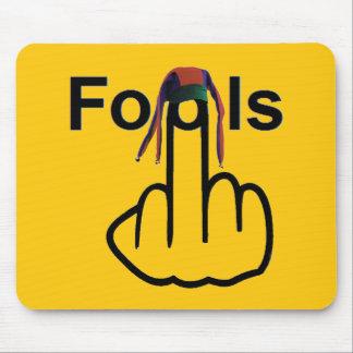 Mousepad Fools Flip