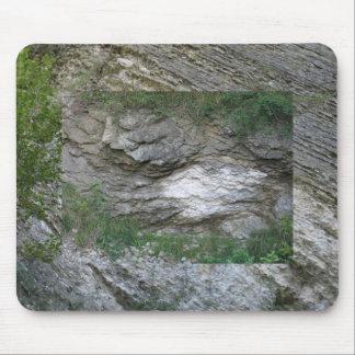 Mousepad - formación de la piedra caliza alfombrilla de ratón
