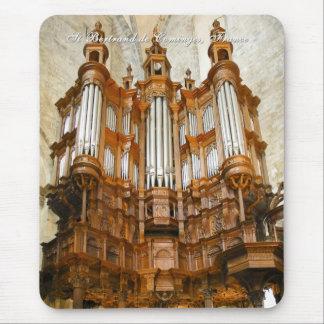 Mousepad francés del órgano