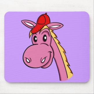 """mousepad """"funy horse"""""""