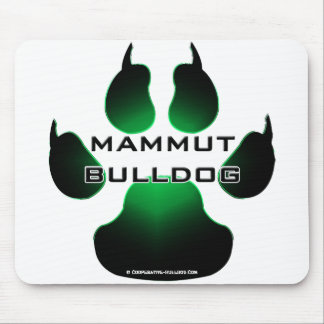Mousepad giant Bulldog