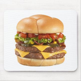 Mousepad gigante de la hamburguesa