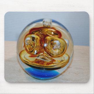 Mousepad, Glass ball Mouse Pad