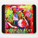 Mousepad - GOLPE NIGERIANO Tapetes De Ratón