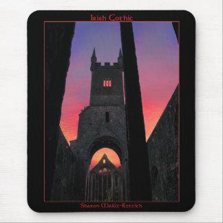 Mousepad gótico irlandés