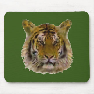 MousePad Green Tigers