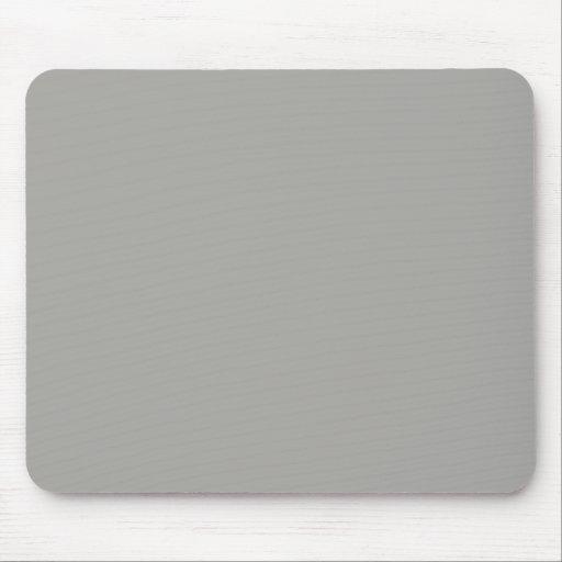 Mousepad gris en colores pastel