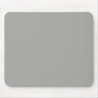 Mousepad gris en colores pastel tapete de raton