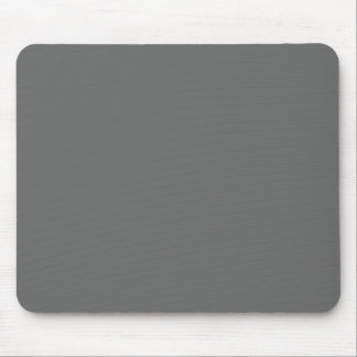 Mousepad gris oscuro tapete de ratones
