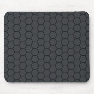 Mousepad gris simple alfombrilla de raton