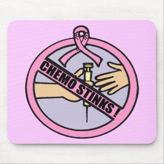 Mousepad - hedores de Chemo del cáncer de pecho