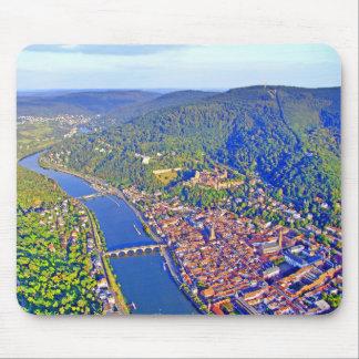 Mousepad Heidelberg Aerial View