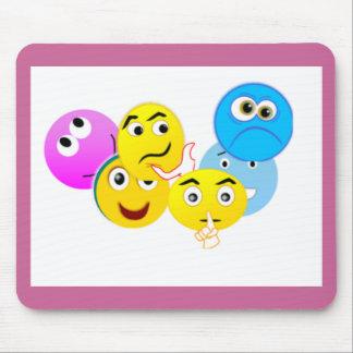 Mousepad-Hidden Emotions! Mouse Pad