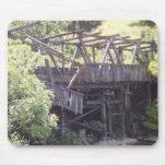 mousepad histórico de los puentes alfombrilla de ratones